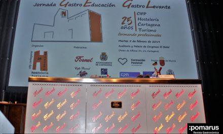 Jornada Gastro Educación Gastro Levante en El Batel de Cartagena