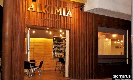 """Maravillosa """"Cocina a 4 Manos"""" en el Restaurante Alkimia de Alcantarilla"""