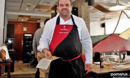 Menú trufado en Borrego Restaurante en Bullas