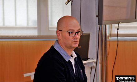 Re-Evolunionando la Sala: Juan Luis García, sumiller de Casa Marcial, en Asturias. 2 estrellas Michelín