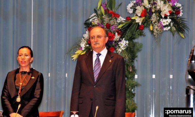 Emocionante y emotivo Pregón de Semana Santa de Cartagena pronunciado por Tomás Martínez Pagán