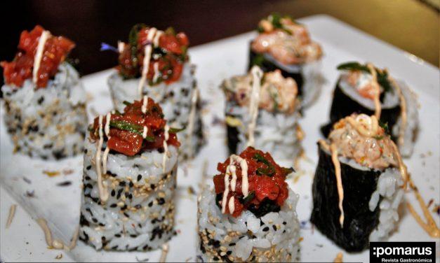 Curso de iniciación al Sushi en Cucú Food Experience