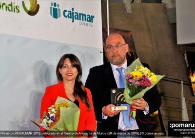 Organización de Mujeres Empresarias y Profesionales de la Región de Murcia, categoría Asociación