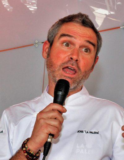 José Cremades, del restaurante La Palera, en Cabo de Palos