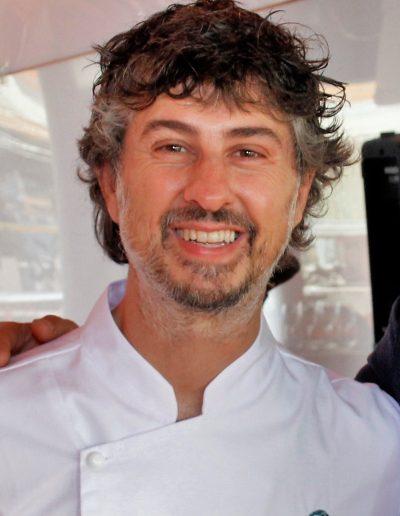 Pablo Martínez, del restaurante Eszencia, en El Batel, Cartagena