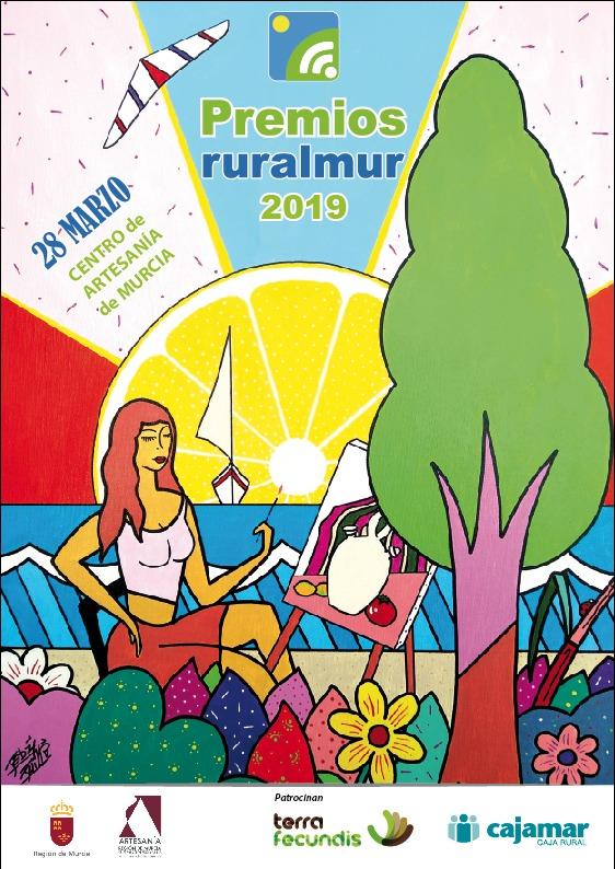 Extraordinaria VII Gala Premios RURALMUR  2019 en el Centro de Artesanía de Murcia
