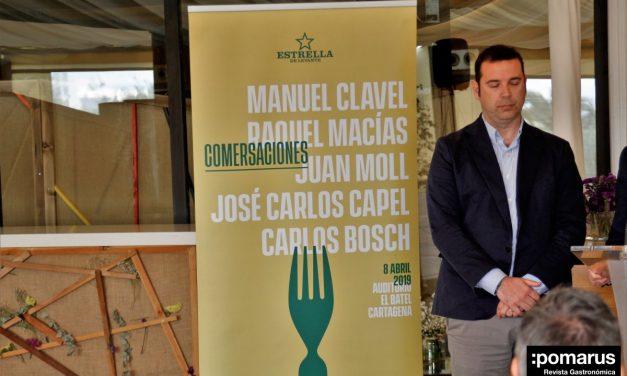 COMERSACIONES II: Presentación en La Cabaña, de la Finca Buenavista