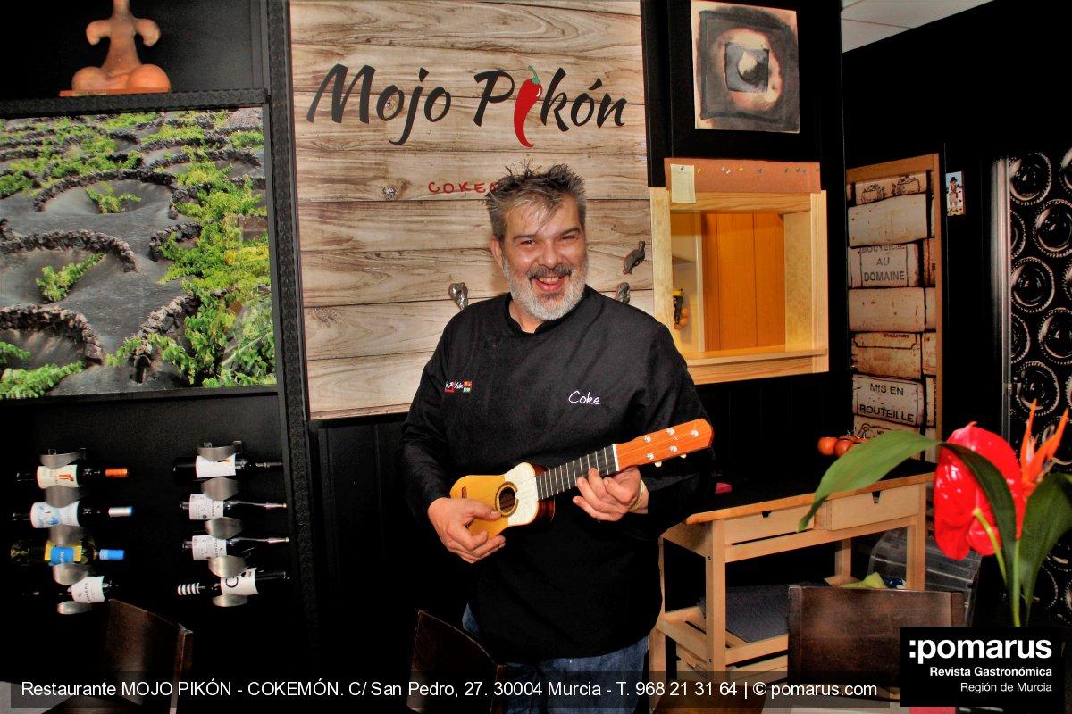 Restaurante MOJO PIKÓN – COKEMÓN