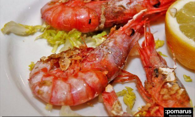 Restaurante La Veleta: V Jornadas Gastronómicas de la Gamba Roja de Águilas