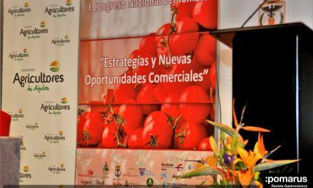 I Congreso Nacional del Tomate, celebrado en Águilas