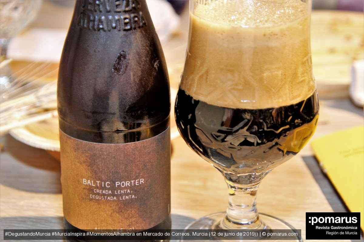 La Gastronomía del Noroeste de la Región de Murcia y Cervezas Alhambra, protagonistas en Degustando Murcia