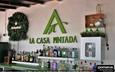 La Casa Pintada, Ceutí