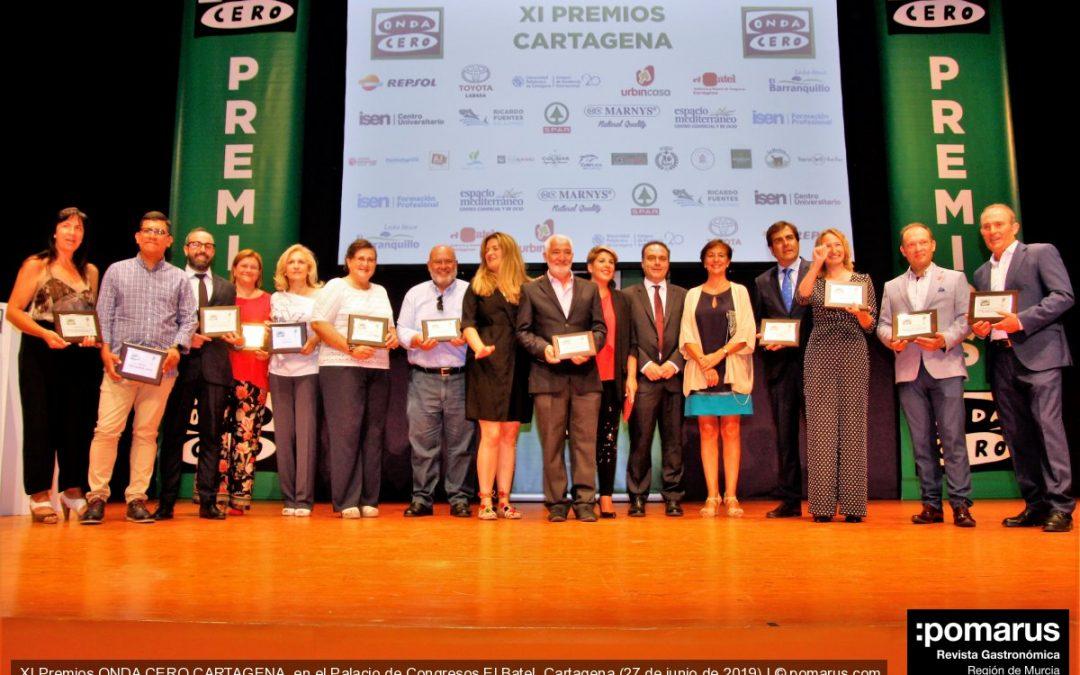 XI Edición de la Gala de los Premios Onda Cero Cartagena