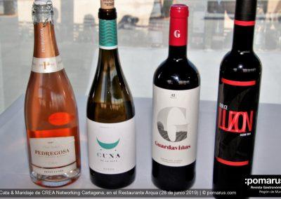 Selección de vinos del sumiller José Luis de los Reyes