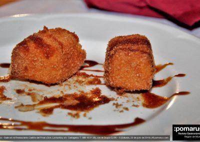 Leche frita (Fried milk)