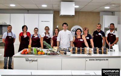 Curso de cocina: Aperitivos y platos de temporada de verano, por Ricardo Lozano
