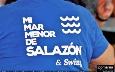 Rotundo éxito de Mi Mar Menor de Salazón & Swing 2019