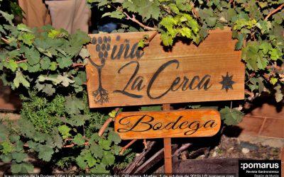 Inauguración de Bodega Viña La Cerca, en Pozo Estrecho, Cartagena