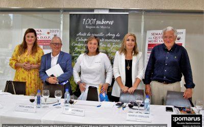 II Concurso de Cocina con Queso de Murcia D.O.P.