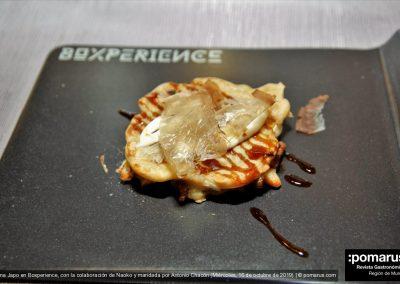 Okonomiyaki de carne