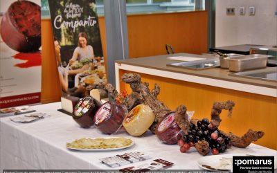 MasterClass de cocineros ganadores Concurso Quesos de Murcia DOP 2018