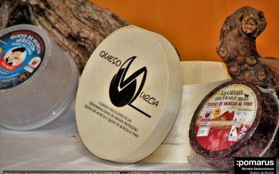 MasterClass de las cocineras ganadoras en el Concurso Quesos de Murcia DOP 2019
