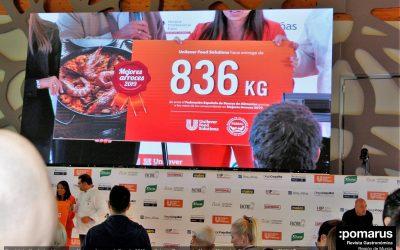 La final de la III Edición del concurso Mejores Arroces de España 2019 se celebró en Murcia