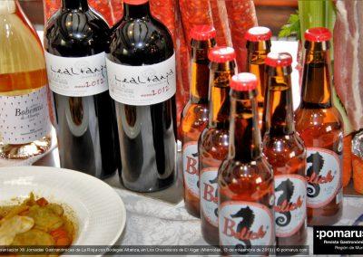 Cerveza artesanal Belich y Bodegas Altanza
