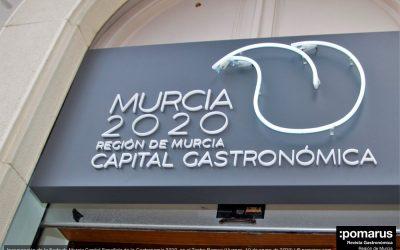 Inaugurada la sede de Murcia Capital Española de la Gastronomía 2020 en dependencias del Teatro Romea