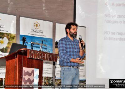 Dº Alfonso Navarro. Doctor en Biología Universidad de Murcia