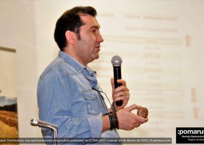 David López, chef del restaurante LOCAL DE ENSAYO