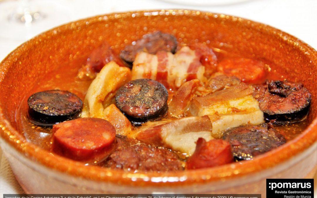 """Jornada de la Cocina Asturiana, """"La de la Fabada"""", en Los Churrascos de El Algar"""