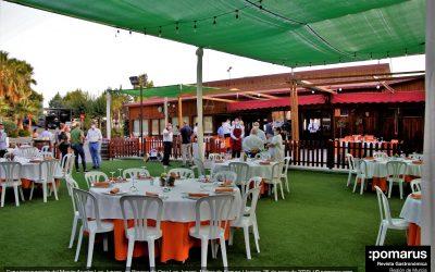 Cena – inauguración de la ampliación de terrazas del Mesón Asador Los Juncos