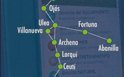"""RURALMUR presenta el """"Camino Morisco Valle de Ricote"""" en la Fundación Pedro Cano, en Blanca"""