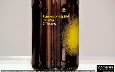 Maridaje perfecto en Cucú Gastro Bar con Cervezas Alhambra