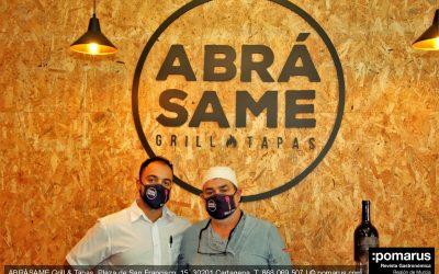 Abrásame Grill & Tapas, Cartagena