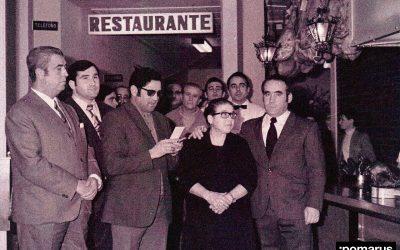 Restaurante Casa Pacoche, Murcia