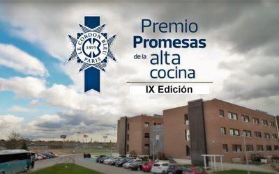 """Mario Munuera Cánovas y Guillermo Parra Herrero, alumnos del IES La Flota, seleccionados en """"Premio Promesas de la Alta Cocina de Le Cordon Bleu Madrid"""""""