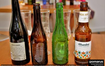 Degustando Murcia: Cervezas Alhambra & Restaurante Pistatxo