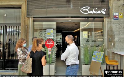 II Edición de la Jornada Pescado y AOVE en el Restaurante Bahía, Cartagena