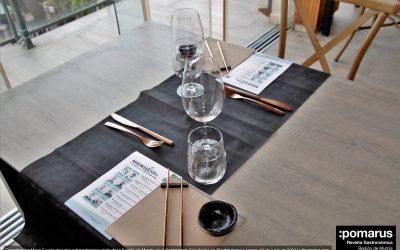 Espectacular Menú Fusión de ocho extraordinarios chefs de la Región de Murcia en el Restaurante Txio Sushi, en Pinatar Arena