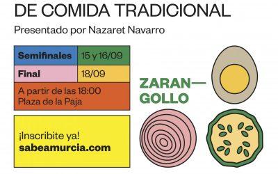 """Presentación de la I Edición del Concurso de Cocina Tradicional """"Sabe a Murcia"""", en Cuartel de Artillería, P- 1"""