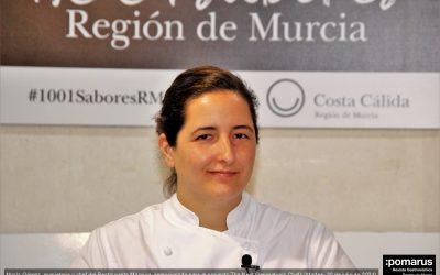 María Gómez, propietaria y chef del Restaurante Magoga, seleccionada para el proyecto The Next Generations Chefs